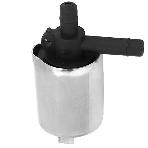 DC 12V Magnetventil 6mm für Gas Wasser Luft N/C normal geschlossen