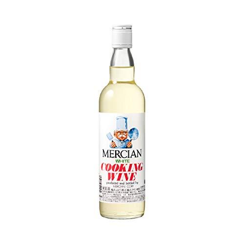 メルシャン クッキングワイン 550ml [日本/白ワイン/辛口/ライトボディ/1本]
