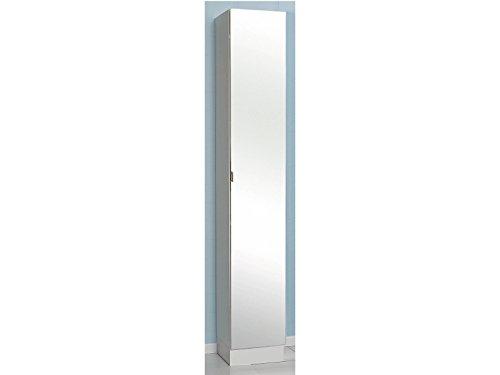 Hochschrank Badschrank Seitenschrank Beistellschrank Schrank Badmöbel Adan I 32,5 cm