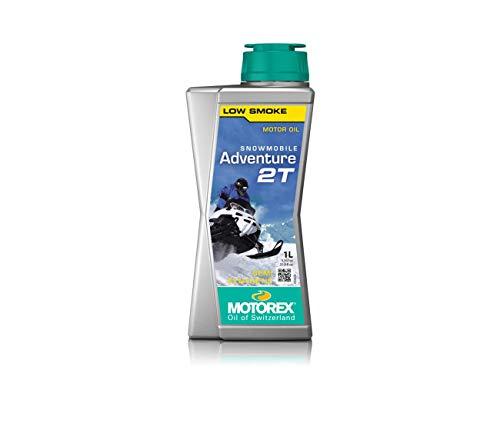 Compatible Con / Reemplazo Para Aceite 2 Tiempo 1 Litro Semi Síntesis Motorex Moto de Nieve Adventure 20100113