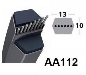 Teknic-Cinghia Aa112 qualità Pro