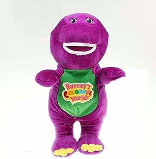 NEW Purple dinosaur Barney doll children plush toy kid Stuffed toy Barney