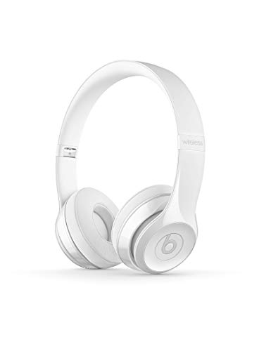 Beats by Dr. Dre Auriculares abiertos - Solo3 Wireless, Blanco brillante