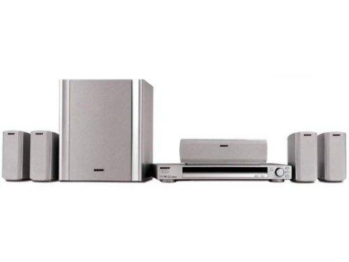 Sony HT-SL 40 - Equipo de Home Cinema, plateado