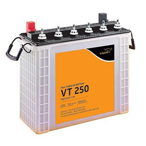 V-Guard 230 Ah Tall Tubular Inverter Battery ( Multicolour)