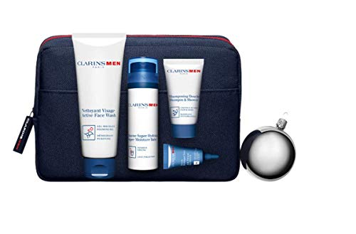 Clarins Clarinsmen Hydrate collectie huidverzorging Gift Set CHRISTMAS 2018
