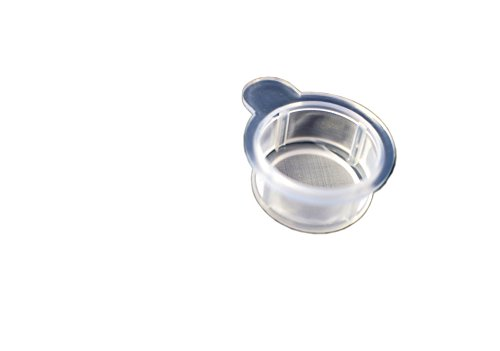 Nest Scientific 258368 Polypropylene Cell Strainer, Universal, Individually Wrapped, Sterile, 70 μm (Pack of 50)