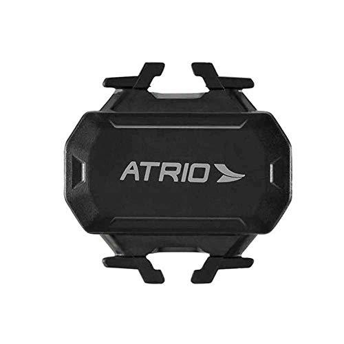 Sensor de Cadência com GPS Bluetooth 4.0 e ANT+ 2.4G Resistente à Água Preto Atrio - BI156 Multilaser