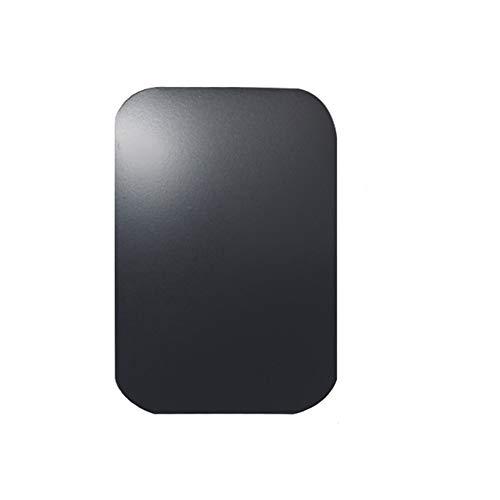 Byilx 4 Stück Handy-Magnet-Halter Metallplatte Scheiben für Handy Magnete Halter Magnetische Autohalterung Aufkleber