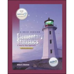 Student Study Guide for use with Elementary Statistics: A Step by Step Approach, A Brief Version