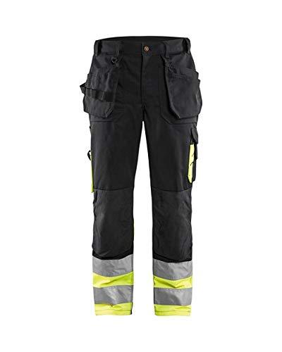 Blakläder Bundhose High Vis Klasse1, 1 Stück, C152, schwarz / gelb, 152918609933C152