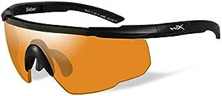 Wiley X Saber Advanced Shooting Glasses