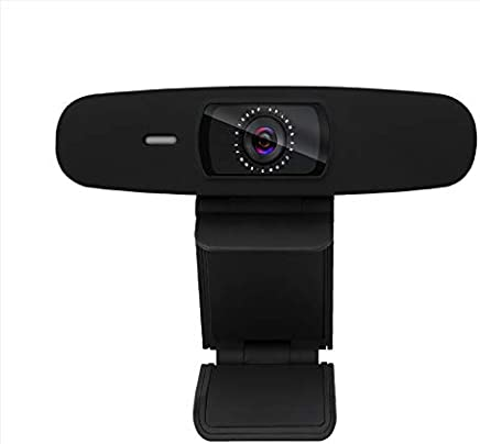 SHMMKF HD 1080P Widescreen Webcam Lychee Focuse Automatica 1080P Camera TV Desktop Portatile Video Chiamata Registrazione Webcam Fotocamera Messa a Fuoco Automatica - Trova i prezzi più bassi