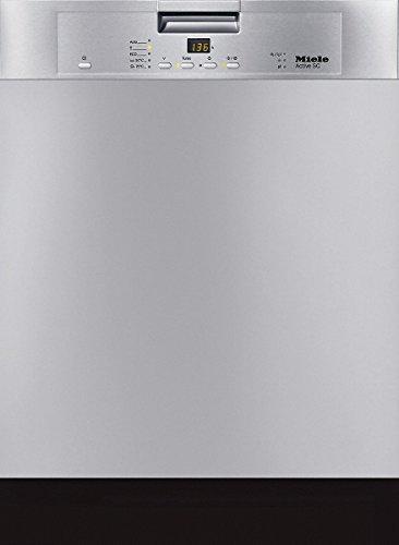 Miele G 4203 SCU CLST Active, Lavastoviglie Incasso, A+, 14 Coperti, 46 db, 5 Programmi, Acciaio