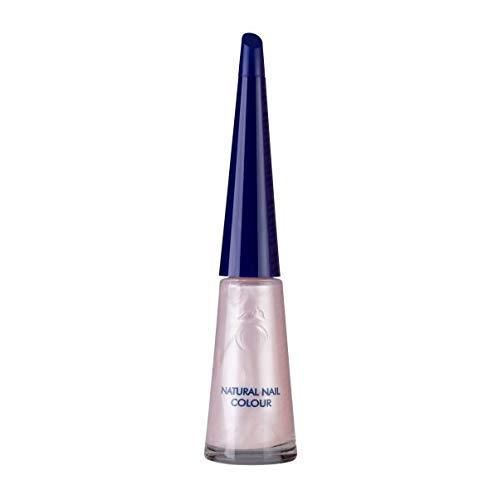 Herome Natural Nail Colour Glamour mit Verstärkendem Effekt - 10ml - Nagellack Geeignet für Eine French Manicure - Nagelverstärker Mit Einer Schicken, Exklusiven Farbe, der dem Einreißen Schwacher Nägel Vorbeugt