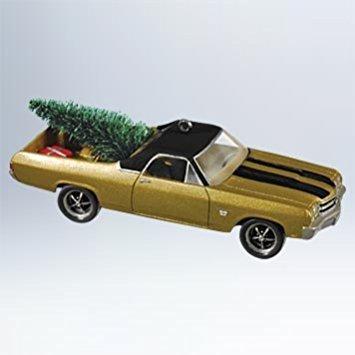 Hallmark 2011 All American Trucks #17 - 1970 Chevrolet El Camino SS