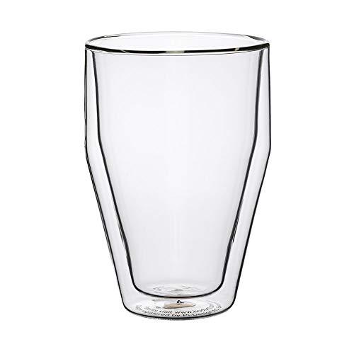 [ ボダム ] bodum グラス ティトリス ダブルウォールグラス 350mL 2個セット 10482-10 TITLIS 二重構造 耐熱 保温 Double Wall Glass [並行輸入品]
