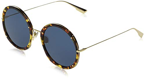 Dior Sonnenbrillen Hypnotic 1 Havana/Light Blue Damenbrillen