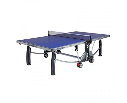 Tischtennisplatte outdoor Cornilleau Pro 500 M Blau Crossover