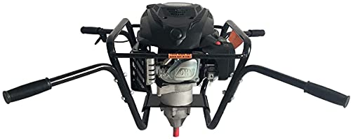 Garden Trax 2-Person Earth Auger Powerhead with 150cc 4-Cycle Engine