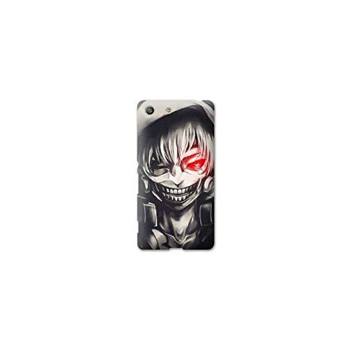 Coque pour Sony Xperia M5 Manga - Divers - Ken Kane Noir