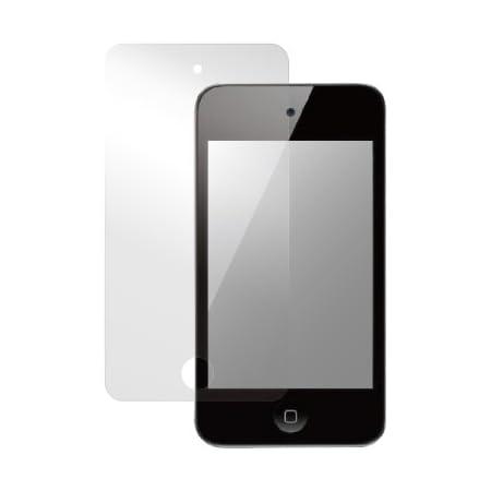 【3枚セット】【Apple iPod touch 第4世代用液晶保護フィルム】光沢タイプ Screen Guard for iPod touch 4