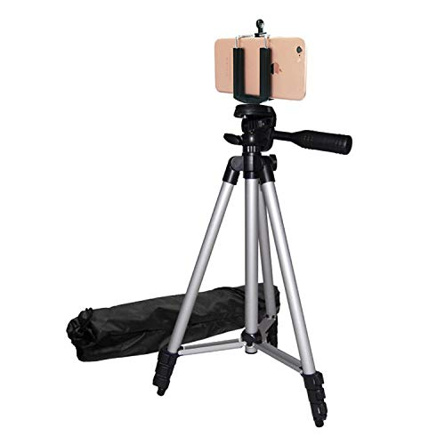 """LimoStudio Digital Photography 50"""" Camera Camcorder Tripod with Deluxe Tripod Carrying Bag, AGG304V2"""