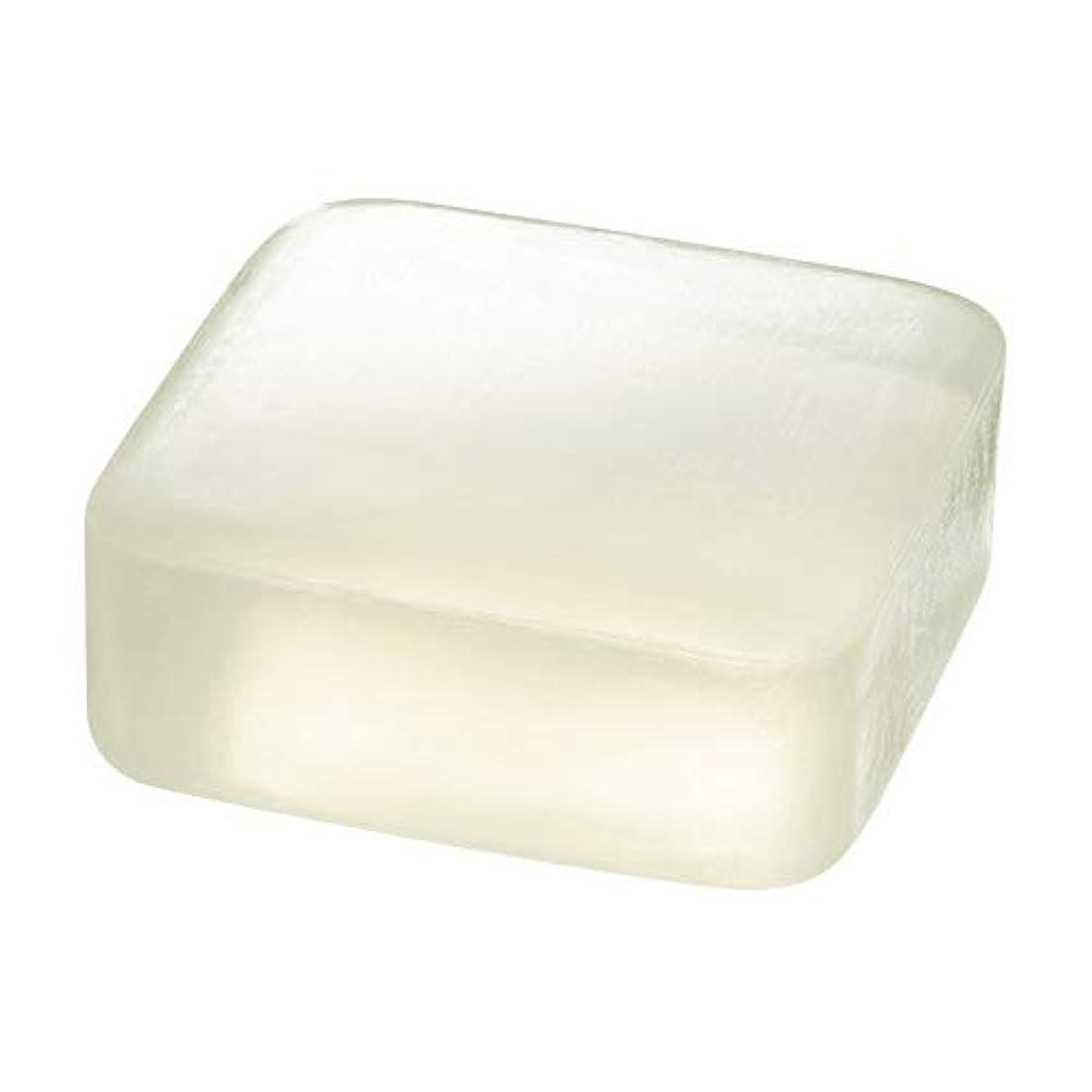 日没ペニーマイナスETVOS(エトヴォス) 洗顔せっけん クリアソープバー 80g 透明枠練り石鹸 セラミド 濃密泡 毛穴汚れ/黒ずみ