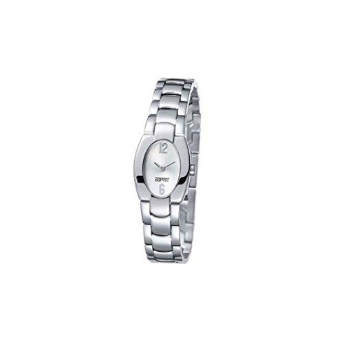 Esprit Damen Armbanduhr Art Deco Silver A.ES102272001