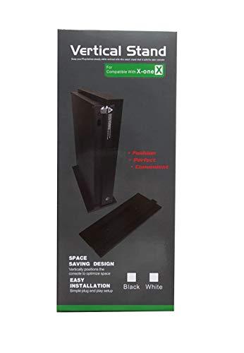 Vertikaler Ständer für Xbox One X mit rutschfestem, Xbox One X Kühlstand.