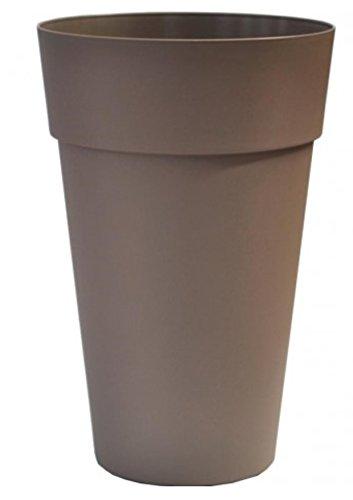 Vaso Houston 35 x 50,8 h cm Tortora