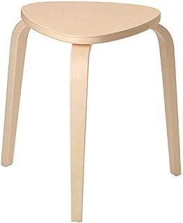 comprar comparacion Ikea Taburete Contrachapado, Abedul, Marrón, 46x45x4 cm