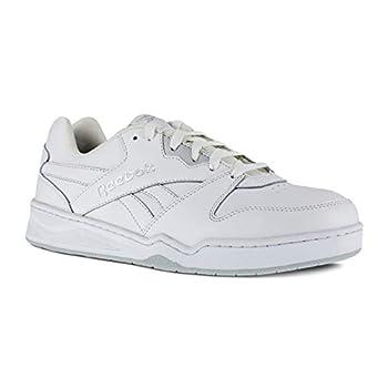 Reebok Work Men s BB4500 Safety Toe Low Cut Work Sneaker White 11