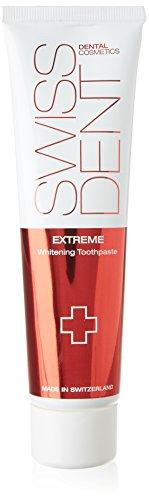 Swissdent Extreme Whitening Tandcrème, 100 ml, natuurlijk witte tanden, voor gevoelige tanden