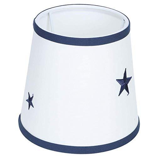 Fdit Star Pattern Lampenschirm Kronleuchter Pendelleuchte Lampenschirm für Stehleuchte und Tischlampe Dekor Wohnzimmer Schlafzimmer(Typ C.)