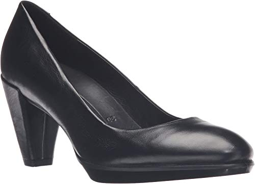 ECCO Damen Shape 55 PLATEA Pumps, Schwarz (1001black), 41 EU