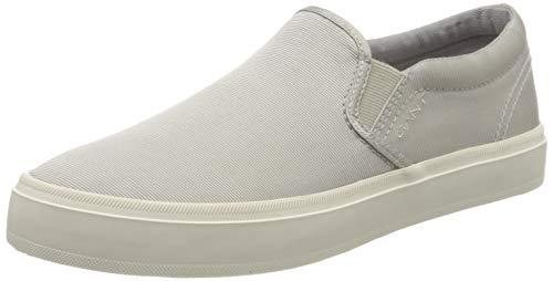 GANT Footwear Damen PINESTREET Slipper, Grau (Silver Gray G801), 40 EU