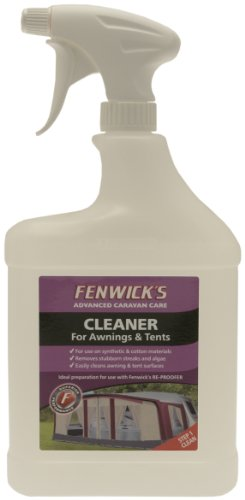 Fenwicks Awning and Tent Cleaner - Off-White, 1 Litre