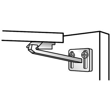 ChildProTech #320 Cabinet/ Drawer Latch