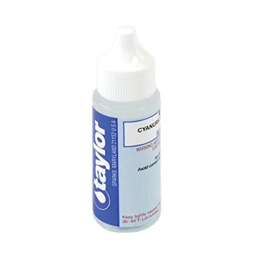 Top 14 taylor r-0013 cyanuric acid reagent for 2020
