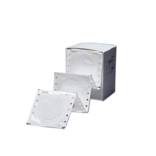 Sartorius 11406z-50- SCM Membran Disc Filter, microsart Emotion, kann verwendet werden, mit, Zellstoff, Nitrat, steril, weiß mit schwarz Diffusorkugel, 0,45My, 50mm (300Stück)