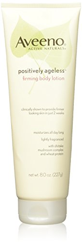 Aveeno Active Naturals -Positively Ageless Firming Body Lotion