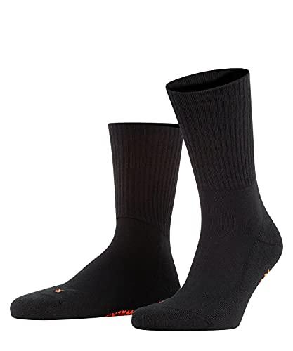 FALKE Unisex Socken Walkie Light, Schurwolle Polyamid, 1 Paar, Schwarz (Black 3000), 39-41 (UK 5.5-7.5 Ι US 6.5-8.5)