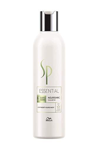 Wella Professionals SP Essential Nourishing Shampoo, 200 ml