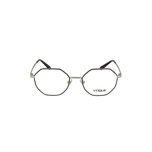 Vogue Occhiale da Vista VO4094 5091 viola montatura metallo taglia 50 mm occhiale donna
