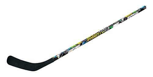 Franklin Sports Street Hockey Stick - Right Handed - 48 Inches - NHL - Phantom