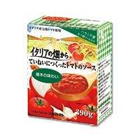 イタリアの畑から 基本のあじわい 390gナガノトマト / ケチャップ /