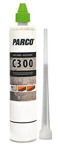 PARCO 1 Kartusche 300ml Verbundmörtel C300 mit EU Zulassung