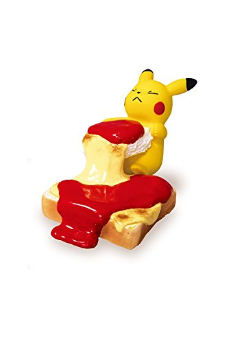 Pokemon Pikachu loves Ketchup Mini Figure #6~Single piece