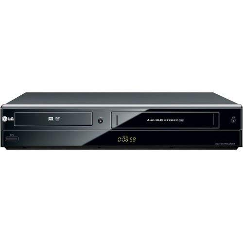 Find Cheap LG RC897T Multi-Format DVD Recorder and VCR Combo with Digital Tuner (2009 Model) (Renewe...